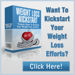 Weight Loss KickStart Banner 250-by-250