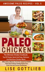 Paleo Chicken Cookbook